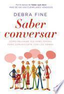 Saber conversar