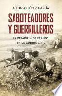 Saboteadores y guerrilleros