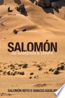 Salomón, de Camerún a Tarifa