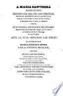 Salterio Peruano ó paráfrasis de los ciento cincuenta Salmos de David y de algunos cánticos sagrados en verso castellano