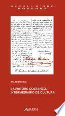 Salvatore Costanzo, intermediario de cultura