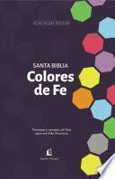 Santa Biblia RVR77 - Colores de Fe