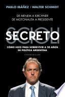 Scioli secreto