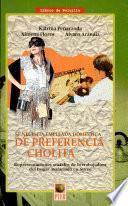 Se necesita empleada doméstica de preferencia cholita