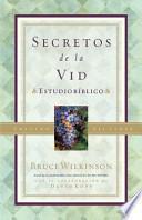 Secretos de la vid - Estudio bíblico/Líder