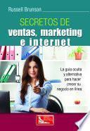 Secretos de ventas marketing e internet