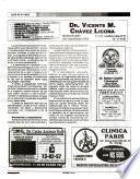 Semanario del Meridiano 107