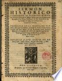 Sermon historico panegirico al...Martir San Narciso por la insigne victoria,que con su patrocinio alcançaron las Armas Catolicas,de las Francesas el dia 24 de Maio de 1684.en el assedio de la Ciudad de Gerona