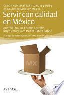 Servir con calidad en México