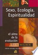 Sexo, ecología y espiritualidad