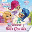 Shimmer & Shine - Cuento de dos Genias