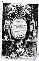 Sitio de Breda rendida a las armas del Rey Don Pbelipe IV