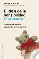 SPA-DON DE LA SENSIBILIDAD EN