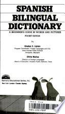 Spanish Bilingual Dictionary