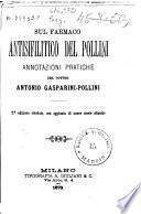Sul farrmaco antisifilítico del Pollini