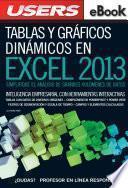 Tablas y gráficos dinámicos en Microsoft Excel 2013