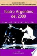 Teatro argentino del 2000