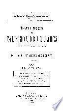 Teatro selecto de Calderon de la Barca
