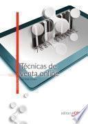 Técnicas de venta online. Manual teórico