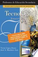 Tecnologia. Profesores de Enseñanza Secundaria. Temario Parte B. E-book