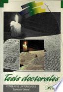 Tesis doctorales 1995/1996