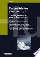 Textualidades electrónicas