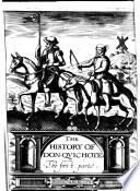 The History of Don-Quichote