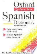 The Oxford Starter Spanish Dictionary