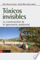 Tóxicos invisibles