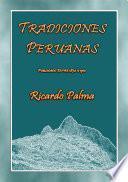 TRADICIONES PERUANAS - 27 cuentos populares peruanos
