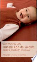 Transmisión de valores desde la educación emocional