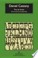 Tras las líneas : sobre la lectura contemporánea