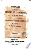 Tratado de la divinidad de la confesión
