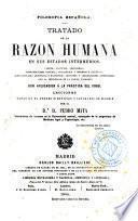 Tratado de la razón humana en sus estados intermedios