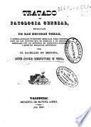 Tratado de patologia general