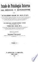 Tratado de patología interna para médicos y estudiantes