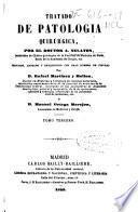Tratado de patología quirúrgica