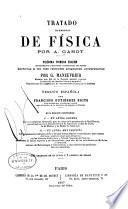 Tratado elemental de física
