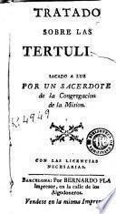 Tratado sobre las tertuli[as]