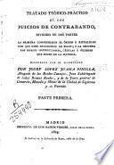 Tratado teórico-practico de los juicios de contrabando
