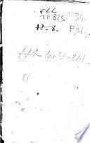Tratado y summa de todas las leyes penales, canonicas, ciuiles y destos reynos ...