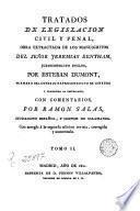 Tratados de legislación civil y penal, 2