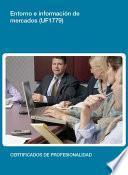 UF1779 - Entorno e información de mercados
