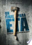 Un final para ETA