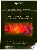 Una breve historia del espacio ecuatoriano