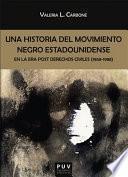Una historia del movimiento negro estadounidense en la era post derechos civiles (1968-1988)