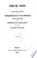 Unidad del universo