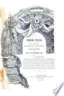 Unión Cívica, su orígen, organización y tendencias