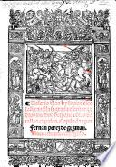 Valerio de las hystorias escolasticas de la sagrada escrituta y d'los hechos d'Espana con las batallas campales