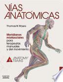 Vías anatómicas. Meridianos miofasciales para terapeutas manuales y del movimiento